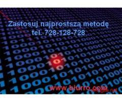 Gotowe Spółki Wysokokapitałowe tel. 728-128-728